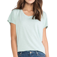 Feel the Piece Betsy Tee in Mint