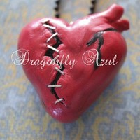 MY BROKEN HEART by Dragonflyazul on Etsy