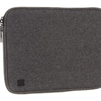 HEX Varsity Sleeve for 15-Inch Laptops, Grey Wool (HX1033, CHWL)