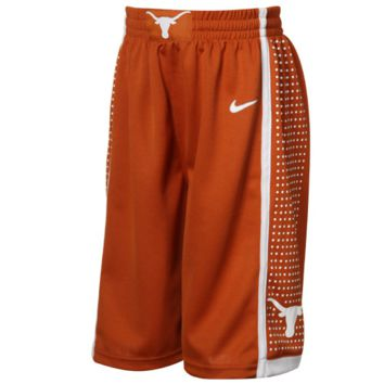 Nike Texas Longhorns Youth Burnt Orange Replica Basketball Shorts