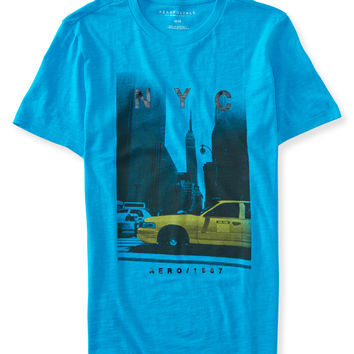 NYC Taxi Logo Graphic T
