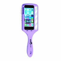 Selfie Brush for iPhone 5 & 5S - Purple - The Selfie Brush - SPECIAL COLLECTIONS
