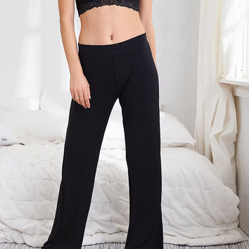Aerie Softest® Sleep Pant, True Black