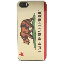 Zero Gravity Golden State iPhone 5/5S Case - Womens Scarves - Multi - NOSZ