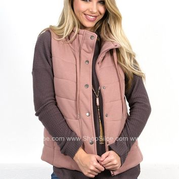Pillow Soft Bomber Vest | Colors