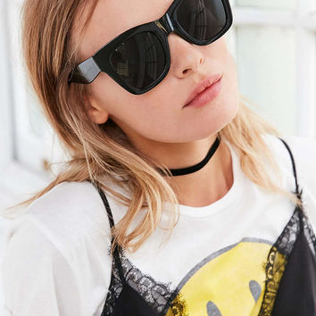 Simone Chunky Square Sunglasses - Urban Outfitters