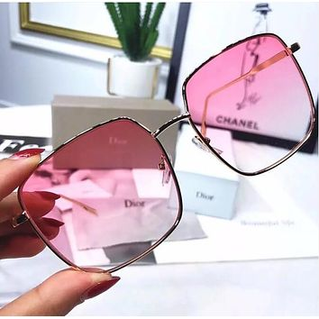 DIOR Stylish Women Delicate Summer Sun Shades Eyeglasses Glasses Sunglasses I13069-1