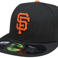 MLB San Francisco Giants Game AC On Field 59Fifty Fitted Cap-738