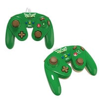 Wii/Wii U PDP Wired Flight Pad Controller - Link