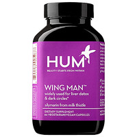 Hum Nutrition Wing Man™ Supplements (60 Capsules)