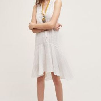 Maeve Canterbury Dress in White Size: