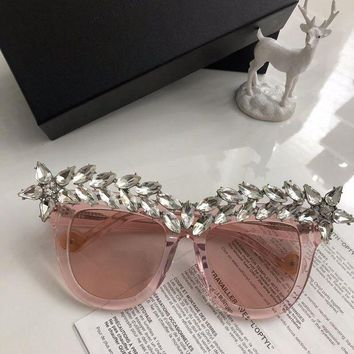 DCCK Anna-Karin Karlsson Luxury Personality Party Sun Sunglasses Glasses