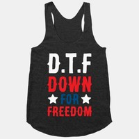 D.T.F Down For Freedom