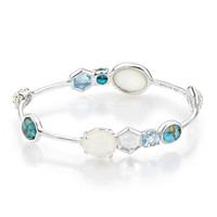 Ippolita 925 Rock Candy Station Bracelet in Harmony