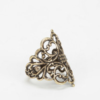 Art Nouveau Gift Card Ring - Urban Outfitters