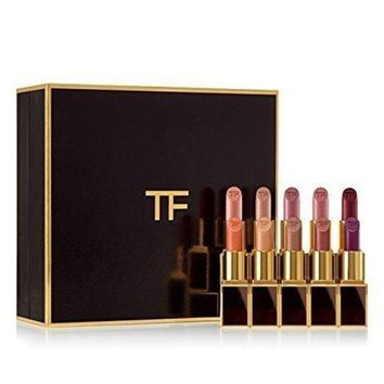 Tom Ford Lipstick Set LIPS and BOYS collection - 10 shades (see description) 0.07 oz each by Tom Ford