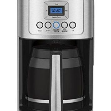 Coffee Maker | Cuisinart Perfect Temperature coffee  14 Cup Programmable Coffeebrewer