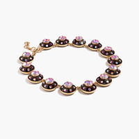 J.Crew Womens Crystal Shimmer Necklace