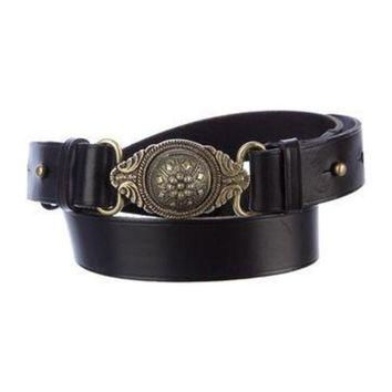 ONETOW balenciaga leather belt 2