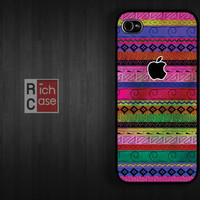 Case iPhone 4 Case iPhone 4s Case iPhone 5 Case idea case Aztec case apple case