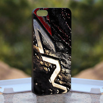 Mass Effect N 7 - Design available for iPhone 4 / 4S and iPhone 5 Case - black, white and clear cases
