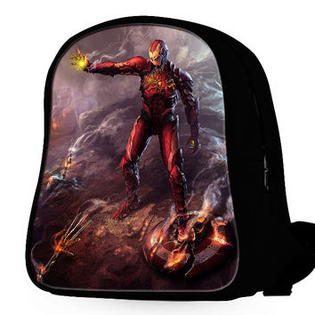 Symbiote Ironman Backpack