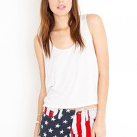 America Cutoff Shorts | NASTY GAL | Jeffrey Campbell shoes, Cheap Monday, MinkPink, BB Dakota, UNIF + more!