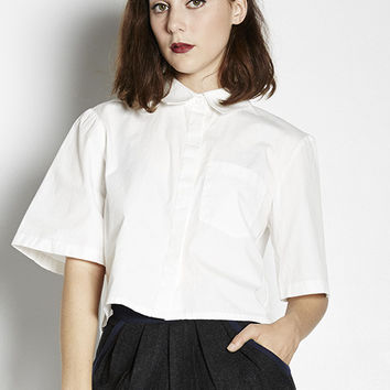 Midnight Show Cropped Top