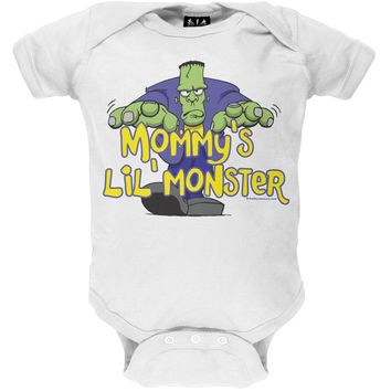 Mommy's Lil' Monster Infant Bodysuit