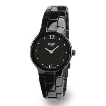3200-02 Ladies Boccia Titanium Watch