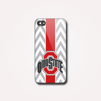 Ohio State Chevron - For iPhone and Samsung Galaxy. Choose the option for device and colour case
