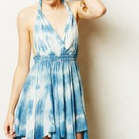 Culebra Dress by LoveShackFancy Blue Motif