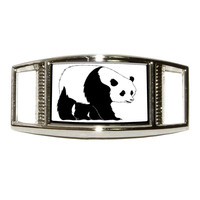 Panda Bear Shoe Charm - No. 2