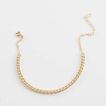 Pure and Simple Chain Bracelet