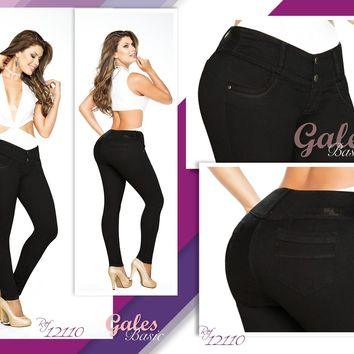 100%  Authentic Colombian Push Up  Jeans  12110 by Gales (R)
