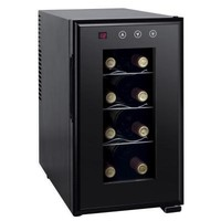 SPT 8-Bottle ThermoElectric Wine Cooler with Heating-WC-0888H at The Home Depot