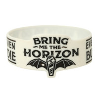 Bring Me The Horizon Everybody Heaven Rubber Bracelet
