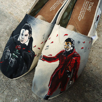 Phantom Themed custom TOMS