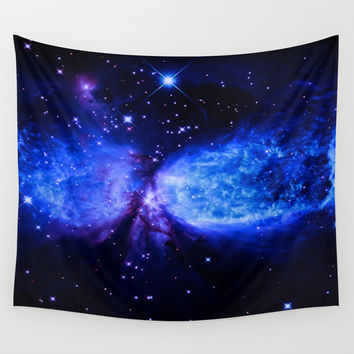 a star is born Wall Tapestry by 2sweet4words Designs