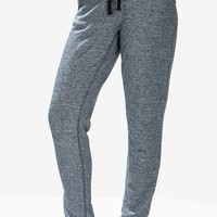 Heathered French Terry Joggers