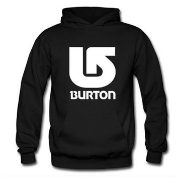 Mens Hoodies Burton Fashion Casual Brand Clothing High Quality 100% Cotton Men Hoodie Hoody Winter Autumn