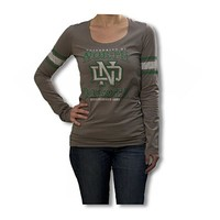 University of North Dakota '47 Long Sleeve Scoop - REA Sioux Shop