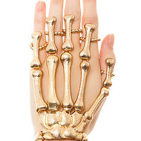 *MKL Accessories Handlet The Skeletal Passion