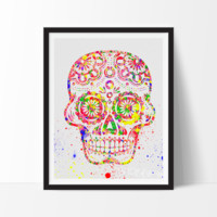 Day of the Dead, Sugar Skull