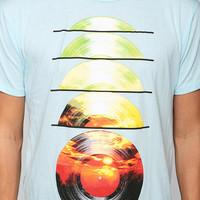 Record Sunset Tee - Urban Outfitters