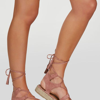 Free Bird Espadrille Sandals