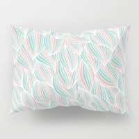 Cool Colorful Ocean Waves Pillow Sham by Smyrna