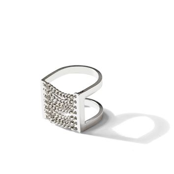 Canopy Ring - Silver