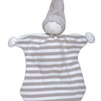 Baby Organic Cotton Sleeping Friend - Stripes