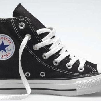 DCKL9 Converse Shoes Chuck Taylor All Star Hi- black